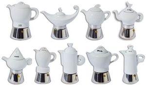 Bestellen Sie Ancap Espressokocher mit Porzellanaufsatz.
