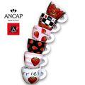 Bunte Motiv-Tassen der Serie edizione espresso von Ancap kaufen