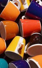 Farbige Tassen von Ancap