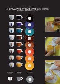 Farbige Tassen mit dem Print-Verfahren von Ancap