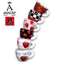 Bunte Motiv-Tassen Fragole von Ancap kaufen