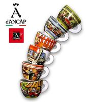 Bunte Motiv-Tassen Mercatini von Ancap kaufen
