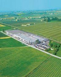 Produktionsgebäude von Ancap in Sommacampagna