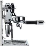 ECM Espressomaschinen mit Drehventil.