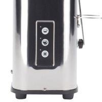 ECM Espressomühle Casa Automatik mit Direktausgabe und Timerprogrammierung.