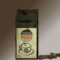 Bestellen Sie den Espresso Peru von Caffe Fausto als Länderkaffee aus 100% Arabicakaffees aus Peru.