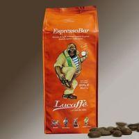 Lucaffe Espresso Bar für italienischen Espresso.