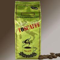 Bestellen Sie für Kaffee mit Eis den Toscaffe Gold.