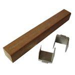 Bestellen Sie einen Ersatz Ausklopfstab aus Holz für ältere Modelle der ECM Sudschublade.