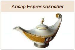 Informationen zu Ancap Espressokochern.