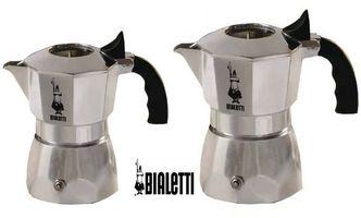 Bialetti Espressokocher Brikka: Cremaventil.