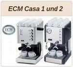 ECM Casa Baureihe I und II.
