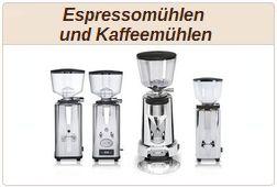 Informationen zu Espressomühlen und Kaffeemühlen.