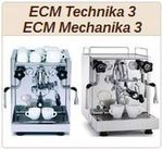 ECM Mechanika und ECM Technika Baureihe III.