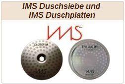 Informationen zu IMS Auslaufduschen und Duschsieben.