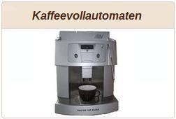 Informationen zum Kauf von Kaffeevollautomaten und Kaffee für Vollautomaten.