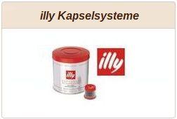 Informationen zum Kauf des illy Kapselsystems und illy MIE Kapseln.