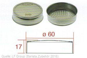 IMS Duschensieb 200 IM für E61 (98 Löcher 3mm) (IMS E61 200 IM) bestellen.