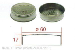 IMS Duschensieb 35 WM für E61 (120 Löcher 2,5mm) (IMS E61 35 WM) bestellen.