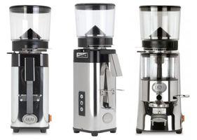 Unsere Empfehlung: ECM Espressomühlen für zu Hause und für die Espressobar.