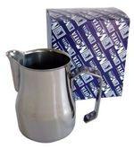 Motta Milchaufschäumkanne aus Edelstahl für Latte Art.