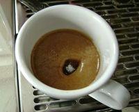 Zuckertest oder: der richtige Mahlgrad von Espressomühlen.