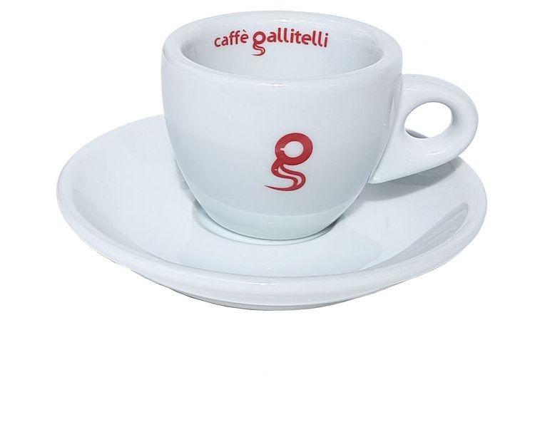 Caffè Gallitelli Espressotasse bestellen!