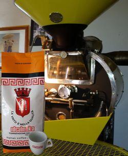 Kaffeerösterei Idealmoka.