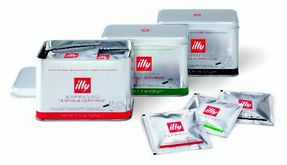 illy Single Servings