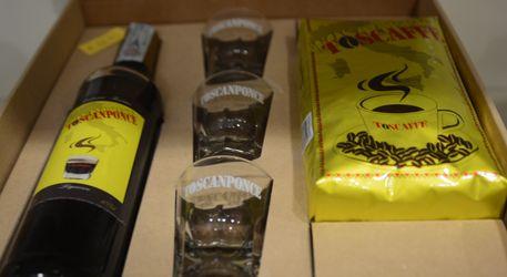 Toscanponce und Kaffeelikör von Toscaffe.