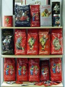 Kaffee und Espresso von Lucaffe.