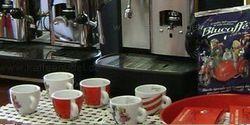 Lucaffe Espressotassen.