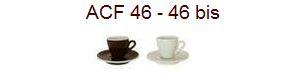 ACF Tassen der Tassenserie 46