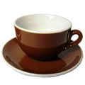 ACF Cappuccinotasse Modell 52 marron